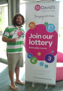 Adam Jones lottery