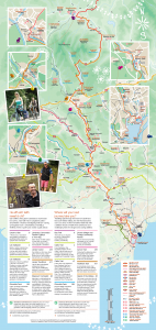 Taff Trail Map