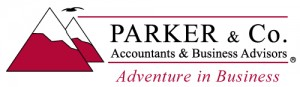 Parker&Co logo with copyright