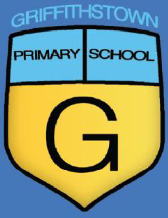Griffithstown Primary School Logo