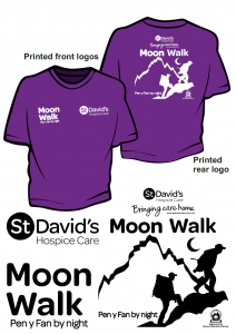 Moon Walk T-Shirt Design